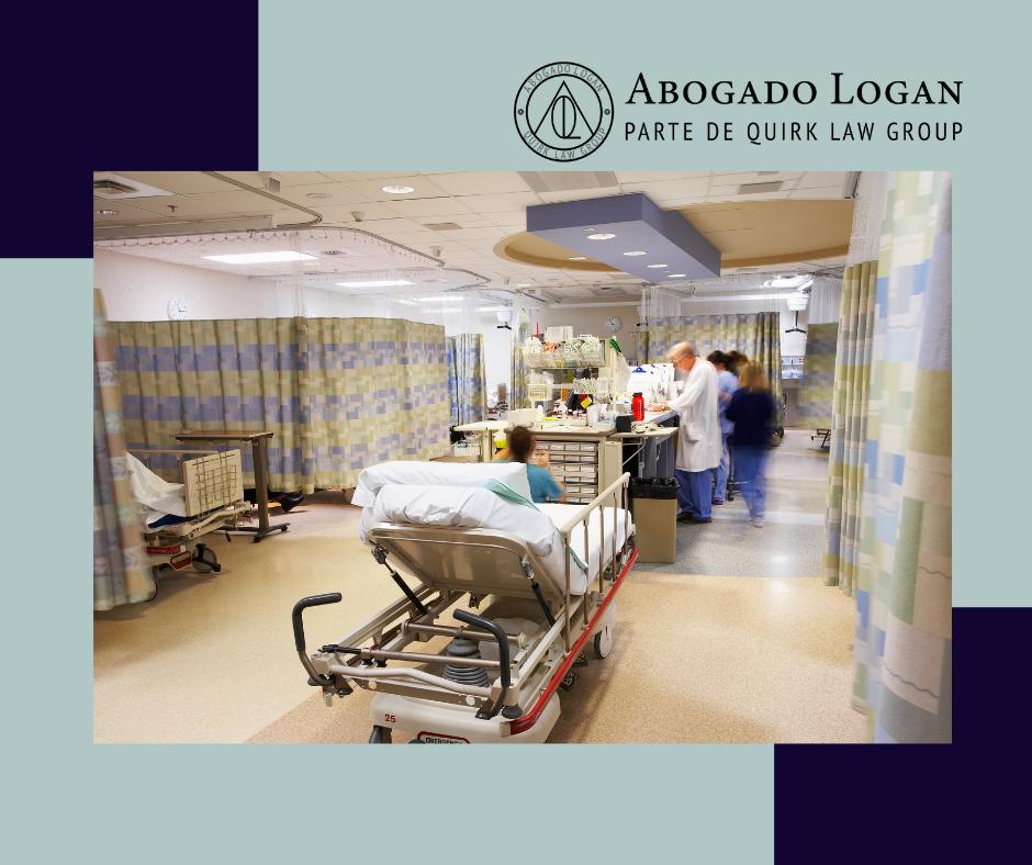 Qué debes considerar si vas a la sala de emergencias después de un accidente